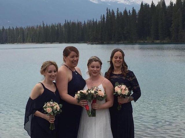 Nicholas and Karisa's wedding in Jasper, Alberta 21
