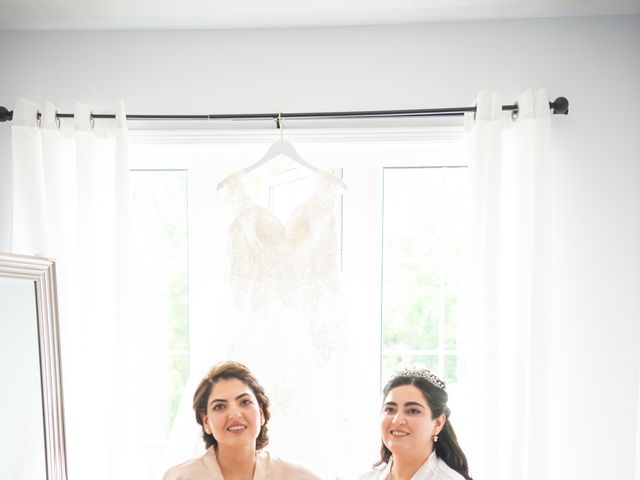 Anihita and Raphael's wedding in Markham, Ontario 5