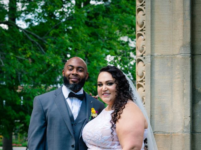 Kelly and Francis's wedding in Toronto, Ontario 5