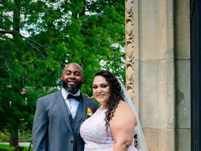 Kelly and Francis's wedding in Toronto, Ontario 6