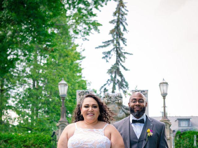 Kelly and Francis's wedding in Toronto, Ontario 9