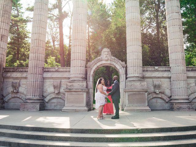 Kelly and Francis's wedding in Toronto, Ontario 2