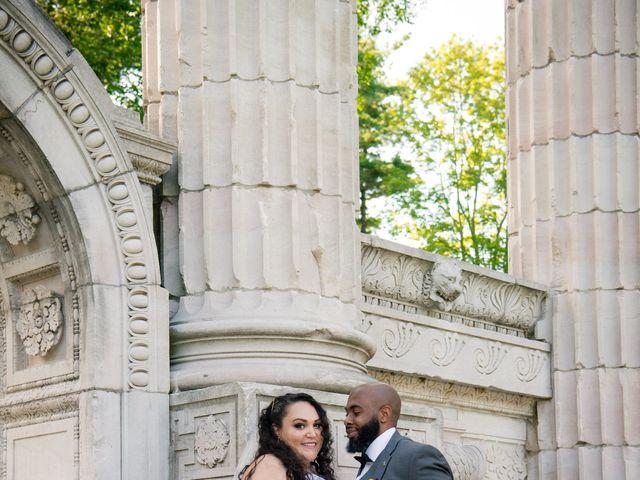 Kelly and Francis's wedding in Toronto, Ontario 14