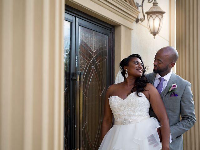 The wedding of Nicole and Corey