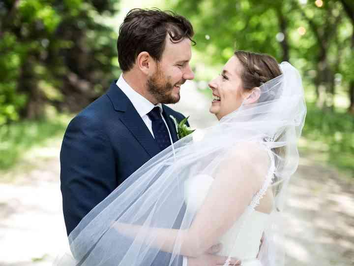 The wedding of Celia and Eric