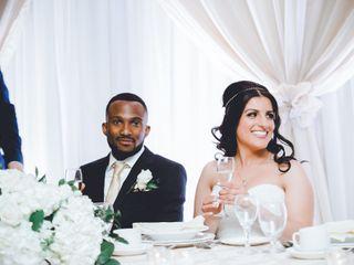 The wedding of Marisa and Jonathan