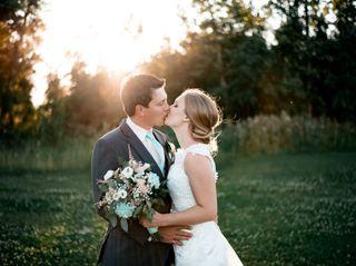 The wedding of Meghan and Kurtis