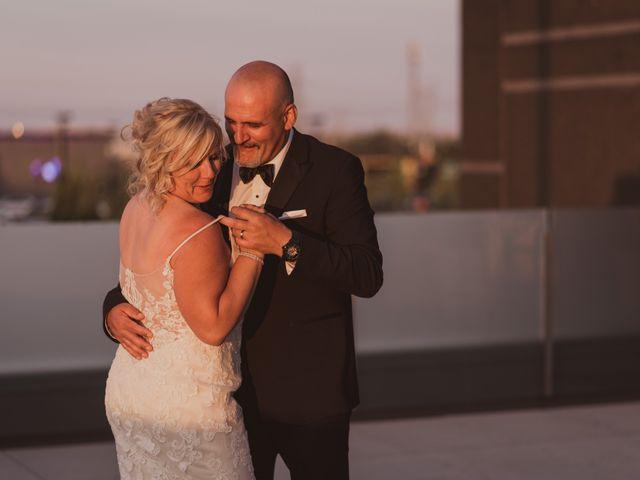 The wedding of Jane and Dan