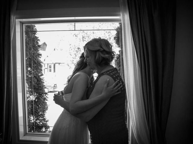 Eric and Celia's wedding in Niverville, Manitoba 8