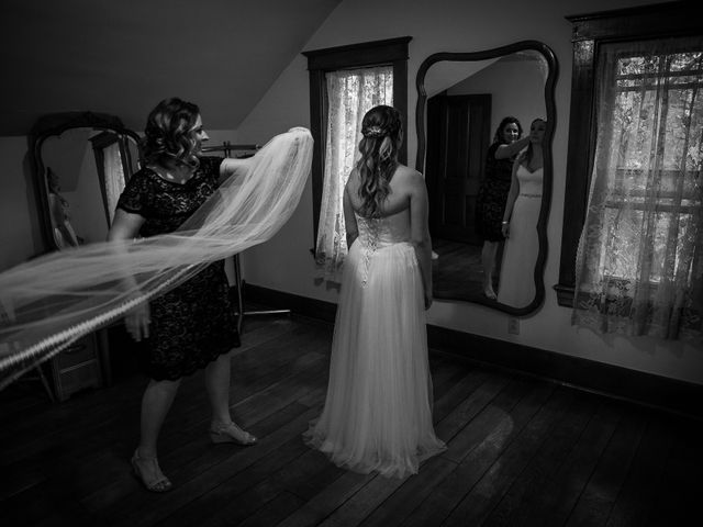 Eric and Celia's wedding in Niverville, Manitoba 14