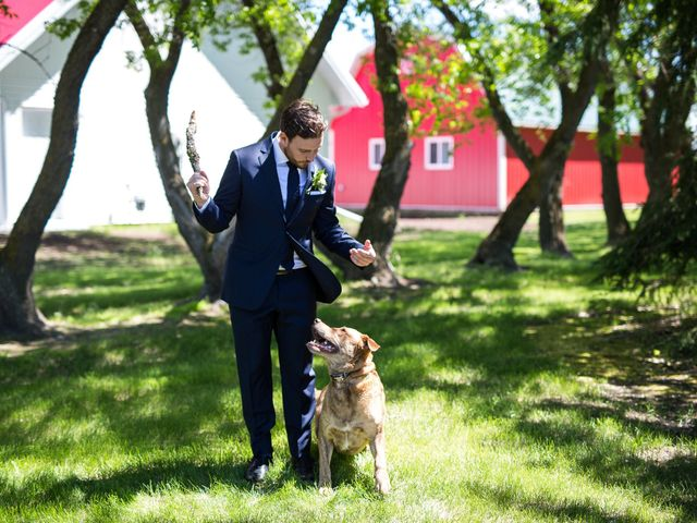 Eric and Celia's wedding in Niverville, Manitoba 22