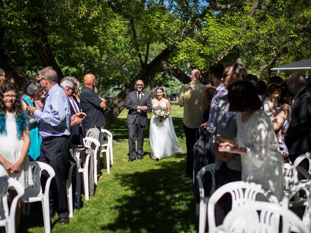 Eric and Celia's wedding in Niverville, Manitoba 34