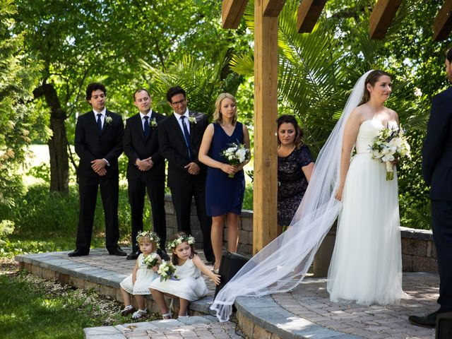 Eric and Celia's wedding in Niverville, Manitoba 36