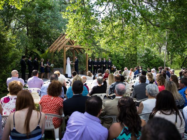 Eric and Celia's wedding in Niverville, Manitoba 38