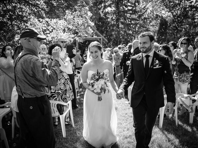 Eric and Celia's wedding in Niverville, Manitoba 44