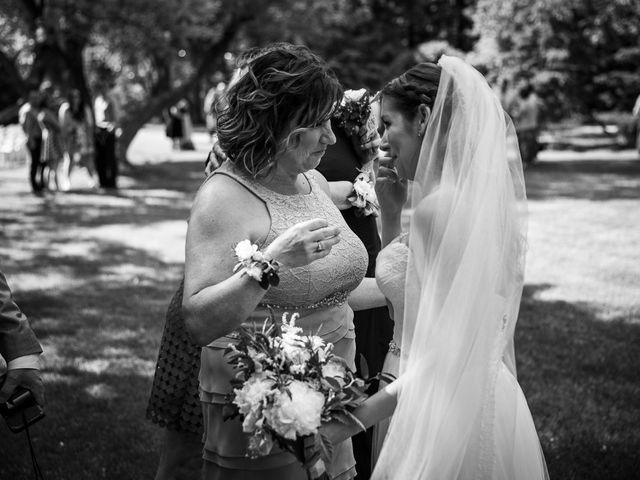 Eric and Celia's wedding in Niverville, Manitoba 45