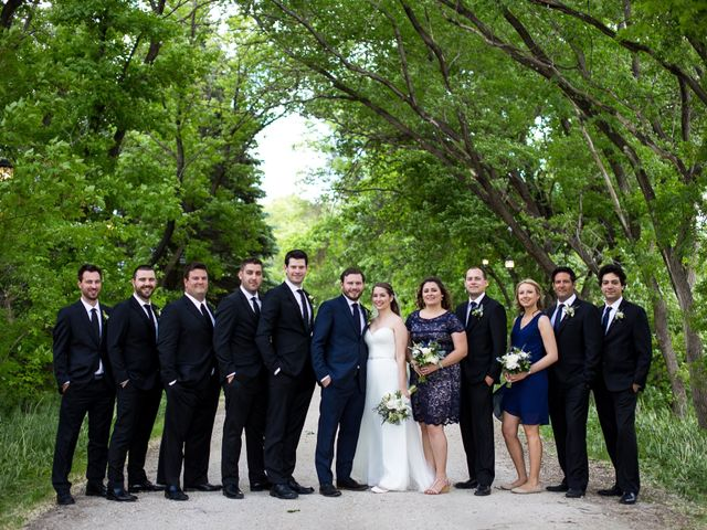 Eric and Celia's wedding in Niverville, Manitoba 47
