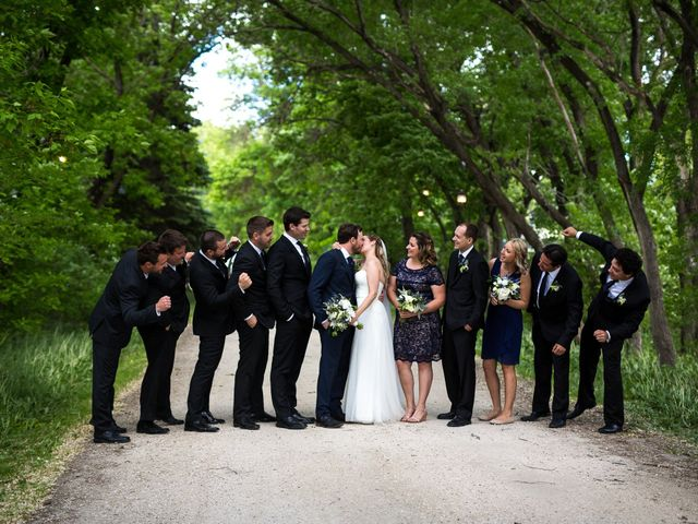 Eric and Celia's wedding in Niverville, Manitoba 48