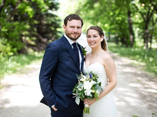 Eric and Celia's wedding in Niverville, Manitoba 56