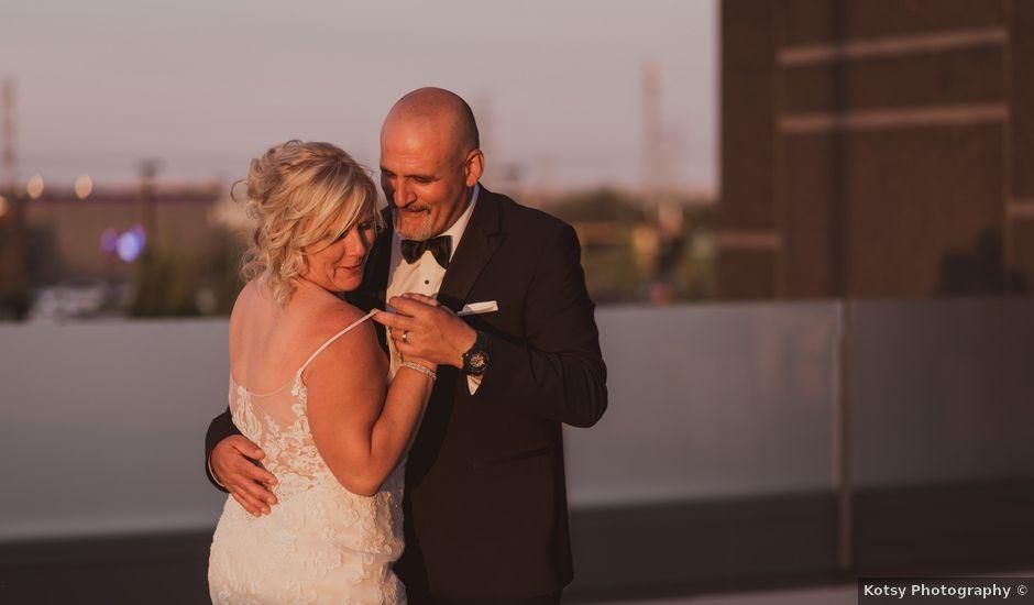 Dan and Jane's wedding in Toronto, Ontario