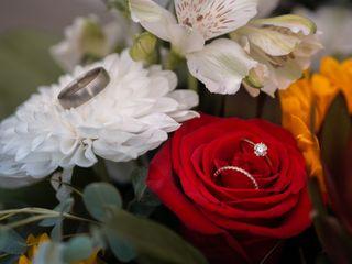 The wedding of James and Amanda 3