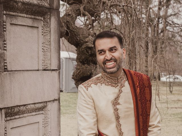 Ali and Ibtissam's wedding in Scarborough, Ontario 33
