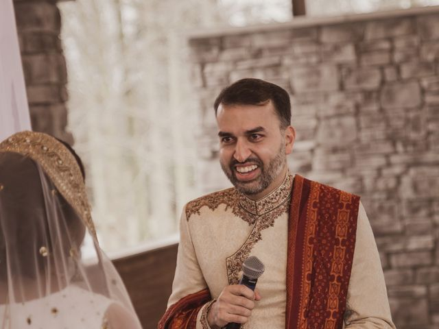 Ali and Ibtissam's wedding in Scarborough, Ontario 58