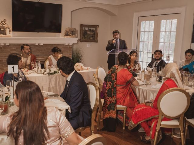 Ali and Ibtissam's wedding in Scarborough, Ontario 89
