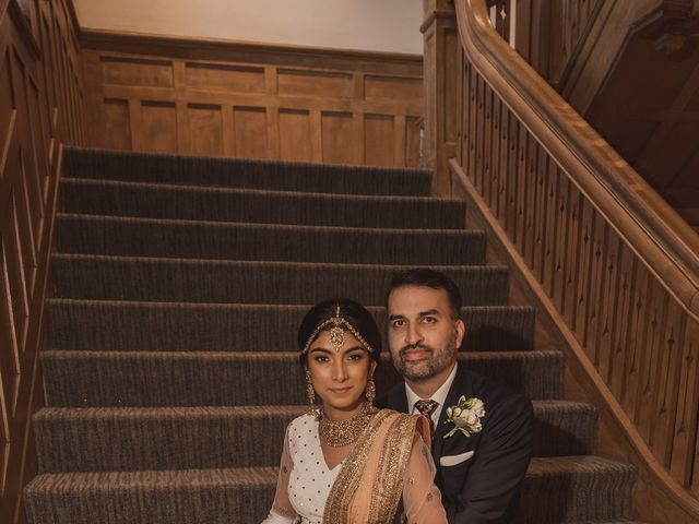 Ali and Ibtissam's wedding in Scarborough, Ontario 102