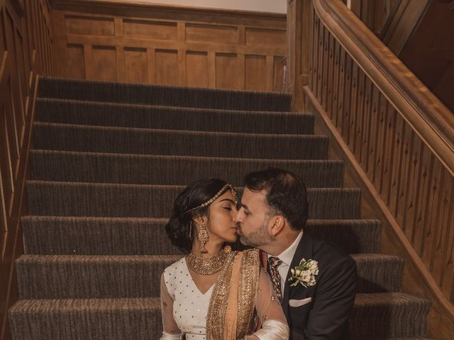 Ali and Ibtissam's wedding in Scarborough, Ontario 2