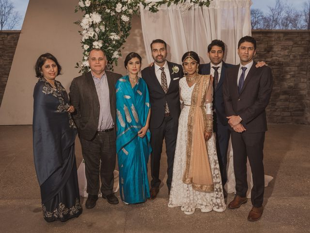 Ali and Ibtissam's wedding in Scarborough, Ontario 104