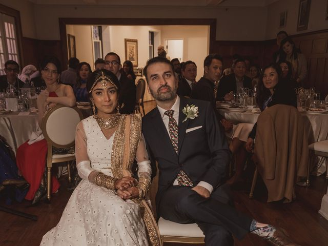 Ali and Ibtissam's wedding in Scarborough, Ontario 109
