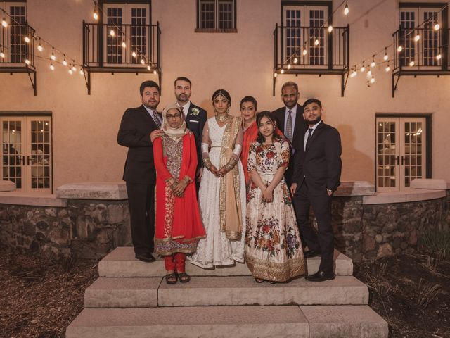 Ali and Ibtissam's wedding in Scarborough, Ontario 114