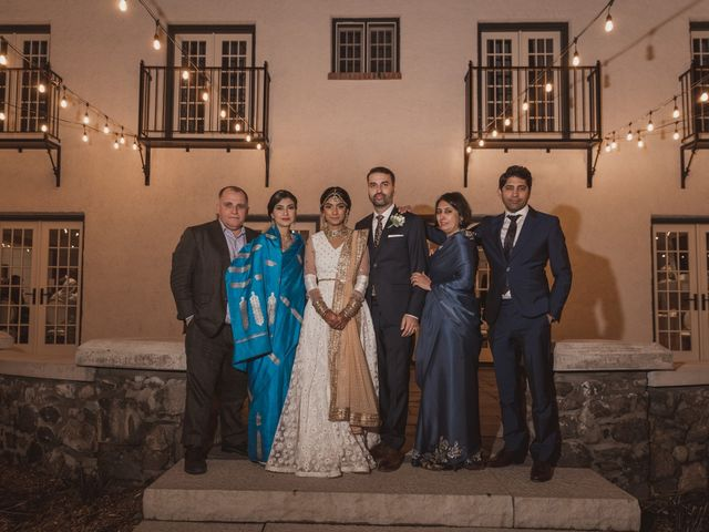 Ali and Ibtissam's wedding in Scarborough, Ontario 118