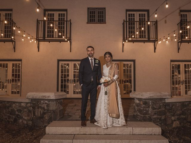 Ali and Ibtissam's wedding in Scarborough, Ontario 122