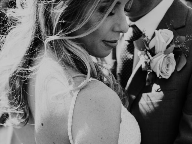 Andrew and Lindsay's wedding in Okanagan Falls, British Columbia 12