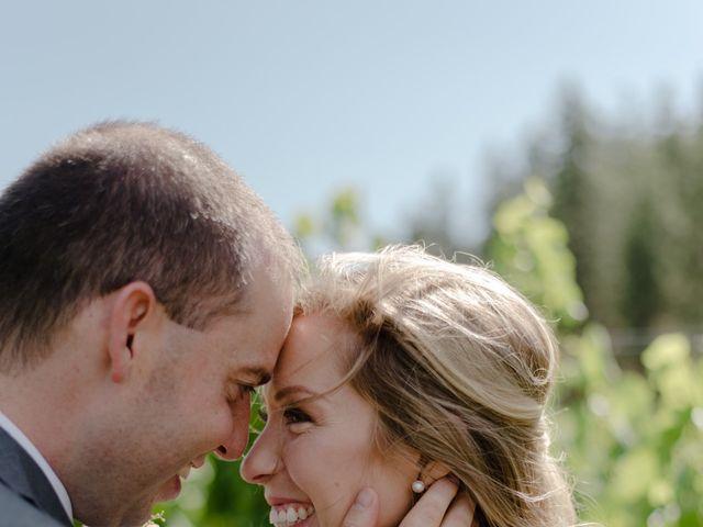 Andrew and Lindsay's wedding in Okanagan Falls, British Columbia 20