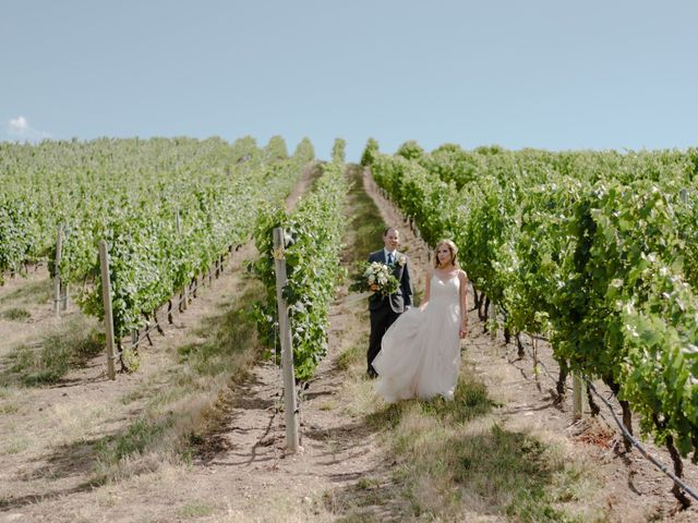 Andrew and Lindsay's wedding in Okanagan Falls, British Columbia 21