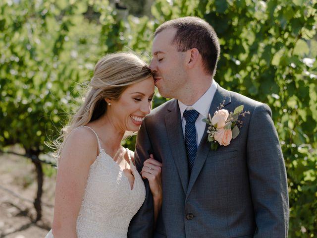 Andrew and Lindsay's wedding in Okanagan Falls, British Columbia 22