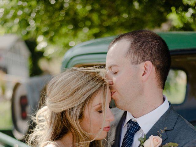 Andrew and Lindsay's wedding in Okanagan Falls, British Columbia 25