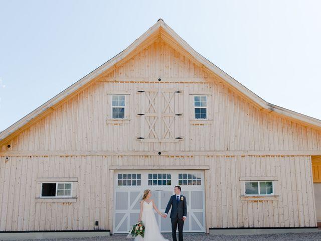 Andrew and Lindsay's wedding in Okanagan Falls, British Columbia 28