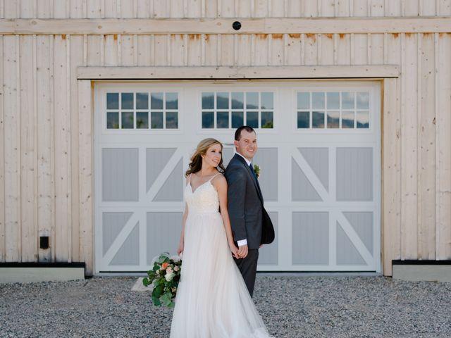 Andrew and Lindsay's wedding in Okanagan Falls, British Columbia 29