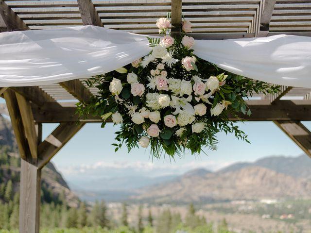 Andrew and Lindsay's wedding in Okanagan Falls, British Columbia 32