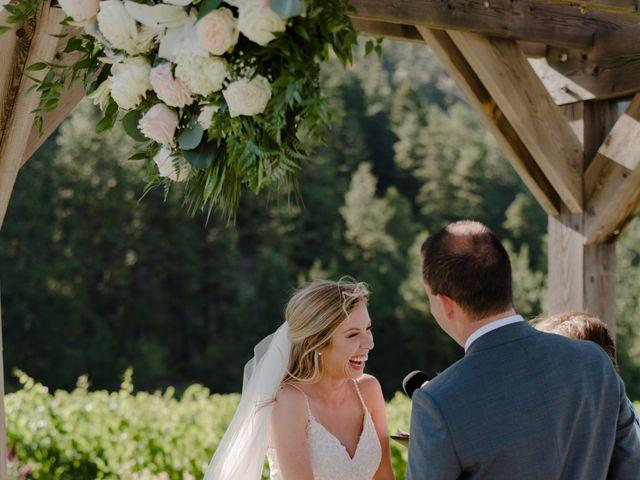 Andrew and Lindsay's wedding in Okanagan Falls, British Columbia 40