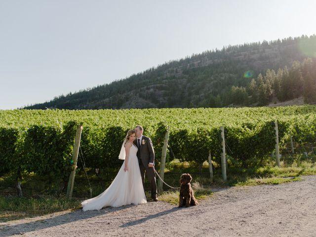 Andrew and Lindsay's wedding in Okanagan Falls, British Columbia 47