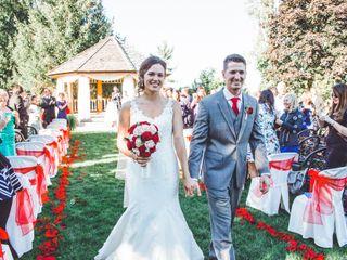 The wedding of Hajnal and Thomas 2