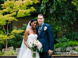 The wedding of Zainab and Steven