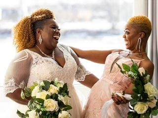The wedding of Vedrine and Sylvie 2