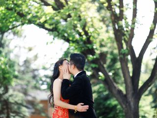 The wedding of Victoria and Cody