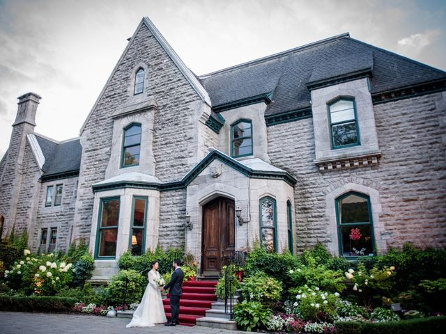 Bandry and Adrien's wedding in Dorval, Quebec 17